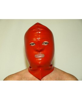 Natural rubber latex mask size: S-XL