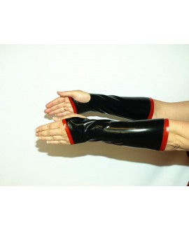 Natural rubber latex gloves in sizes S-2XL