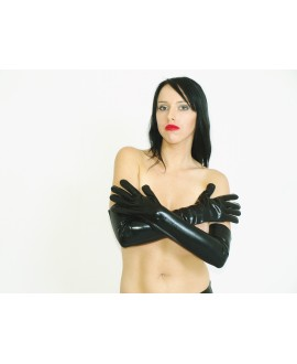 ękawice latex-rubber - spread from s to xl