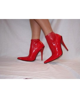 Extra boots from natural rubber latex solution, 36 to 47 13cm heel