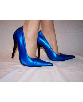 Pumps with natural latex rfozm-36-47 13cm heel