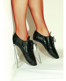 Erotic dancing shoes with natural latex solution. 40-47 - producer from Poland
